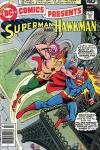 DC Comics Presents #11 comic books for sale