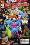 DC Retroactive: Justice League of America - The 90's Comic Books. DC Retroactive: Justice League of America - The 90's Comics.