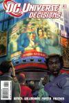DC Universe Decisions #4 comic books for sale