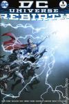 DC Universe: Rebirth Comic Books. DC Universe: Rebirth Comics.