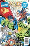 DC versus Marvel #3 comic books for sale