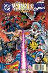 DC versus Marvel #4 comic books for sale