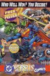 DC versus Marvel #1 comic books for sale