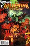 DCU Infinite Halloween Special comic books