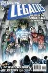 DCU: Legacies #2 comic books for sale