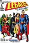 DCU: Legacies #3 comic books for sale