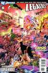 DCU: Legacies #6 comic books for sale