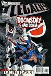 DCU: Legacies #7 comic books for sale