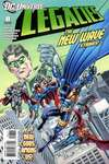 DCU: Legacies #8 comic books for sale
