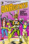 DNAgents #12 comic books for sale