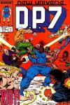 D.P. 7 #17 comic books for sale