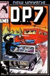 D.P. 7 #3 comic books for sale