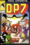 D.P. 7 #4 comic books for sale