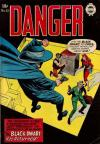 Danger comic books