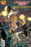 Danger Girl and the Army of Darkness #3 comic books for sale