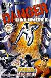 Danger Unlimited Comic Books. Danger Unlimited Comics.