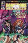 Dangerous Secrets comic books