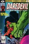 Daredevil #163 comic books for sale