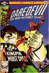 Daredevil #170 comic books for sale