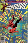 Daredevil #186 comic books for sale