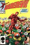 Daredevil #209 comic books for sale