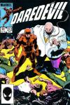 Daredevil #212 comic books for sale
