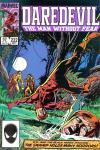 Daredevil #222 comic books for sale