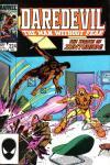 Daredevil #224 comic books for sale