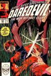 Daredevil #260 comic books for sale