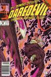 Daredevil #263 comic books for sale