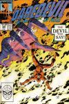 Daredevil #266 comic books for sale