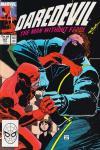 Daredevil #267 comic books for sale