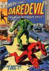 Daredevil #50 comic books for sale