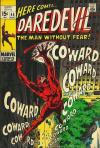 Daredevil #55 comic books for sale