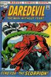 Daredevil #82 comic books for sale