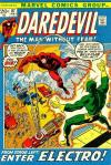 Daredevil #87 comic books for sale