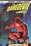 Daredevil Chronicles comic books