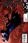 Daredevil: Noir #4 comic books for sale