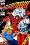 Daredevil vs. Vapora comic books