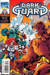 Dark Guard #3 comic books for sale