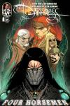 Darkness: Four Horsemen #2 comic books for sale
