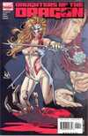 Daughters of the Dragon #4 comic books for sale