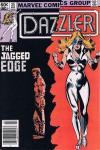 Dazzler #25 comic books for sale