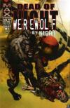 Dead of Night featuring Werewolf by Night comic books