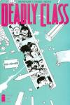 Deadly Class #16 comic books for sale