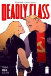 Deadly Class #24 comic books for sale