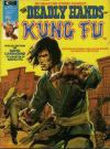 Deadly Hands of Kung Fu #4 comic books for sale