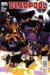 Deadpool #21 comic books for sale