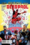 Deadpool #23 comic books for sale