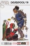 Deadpool #31 comic books for sale